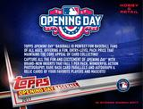 2017 Topps Opening Day Baseball Hobby Pack (due March)