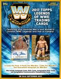 2017 Topps WWE Legends Wrestling Hobby Box (Presell)