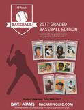 2017 Hit Parade Baseball Graded Card Edition 10-Box Case (Presell)