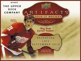 2016/17 Upper Deck Artifacts Hockey Hobby 20-Box Case (Presell)