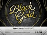 2016/17 Panini Black Gold Collegiate Basketball Hobby 8-Box Case (Presell)