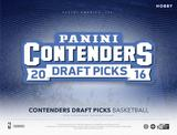 2016/17 Panini Contenders Draft Picks Basketball Hobby 12-Box Case (Presell)