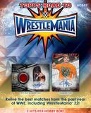 2017 Topps WWE Road to Wrestlemania Wrestling Hobby 8-Box Case (Presell)