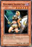 Yu-Gi-Oh Soul of the Duelist 1st Ed. Penumbral Soldier Lady Super Rare (033)