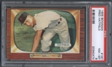 1955 Bowman Baseball #187 Fred Hatfield PSA 8 (NM-MT) *0474