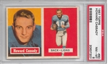 1957 Topps Football Howard Cassady PSA 8 (NM-MT) *7207