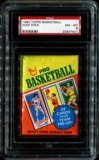 1980/81 Topps Basketball Wax Pack PSA 8 (NM-MT)