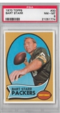 1970 Topps Football Bart Starr PSA 8 (NM-MT) *1774