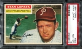 1956 Topps Baseball #183 Stan Lopata PSA 8 (NM-MT) *2013