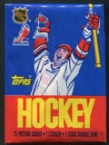 1986/87 Topps Hockey Wax Pack (Patrick Roy Rookie!)