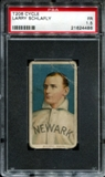 1909-11 T206 Cycle Larry Schlafly PSA 1.5 (FR) *4486