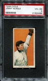 1909-11 T206 Cycle Jimmy Slagle PSA 4 (VG-EX) *4488