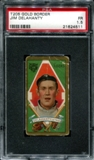 1911 T205 Gold Border Cycle Jim Delahanty PSA 1.5 (FR) *4511