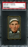 1911 T205 Gold Border Cycle Michael Doolan PSA 3 (VG) *4518