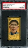 1911 T205 Gold Border Cycle John Flynn PSA 3 (VG) *4528