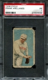 1909-11 T206 Cycle Frank Arellanes PSA 1 (PR) *4639