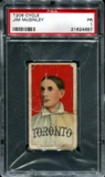 1909-11 T206 Cycle Jim McGinley PSA 1 (PR) *4697