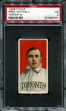 1909-11 T206 Cycle Fred Mitchell (Toronto) PSA 3 (VG) *4701