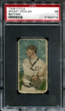 1909-11 T206 Cycle Mickey Doolan (Batting) PSA 1 (PR) *4718