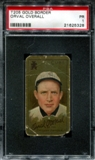 1911 T205 Gold Border Cycle Orval Overall PSA 1 (PR) *5328