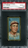 1911 T205 Gold Border Cycle Eddie Phelps PSA 2.5 (GOOD+) *5331