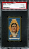 1911 T205 Gold Border Cycle Ed Summers PSA 2.5 (GOOD+) *5347