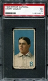 1909-11 T206 Sweet Caporal Harry Lumley PSA 1.5 (FR) *5523