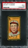 1911 T205 Gold Border Cycle Miller Huggins PSA 3.5 (VG+) *5545