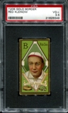1911 T205 Gold Border Cycle Red Kleinow PSA 3.5 (VG+) *5549