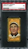 1911 T205 Gold Border Cycle John Lobert PSA 1 (PR) *5556