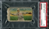 1909 E92 Dockman & Sons Johnny Seigle PSA 1 (PR) *5687
