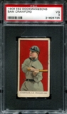 1909 E92 Dockman & Sons Sam Crawford PSA 3 (VG) *5725