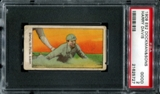 1909 E92 Dockman & Sons Harry Davis PSA 2 (GOOD) *5727