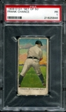 1909 E101 'Set Of 50' Frank Chance PSA 1 (PR) *5846