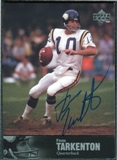 1997 Upper Deck Legends Autographs #AL13 Fran Tarkenton