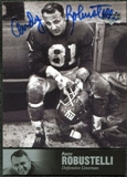 1997 Upper Deck Legends Autographs #AL60 Andy Robustelli