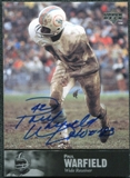 1997 Upper Deck Legends Autographs #AL67 Paul Warfield