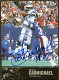 1997 Upper Deck Legends Autographs #AL85 Harold Carmichael
