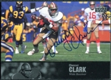 1997 Upper Deck Legends Autographs #AL89 Dwight Clark