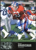 1997 Upper Deck Legends Autographs #AL107 Randy Gradishar