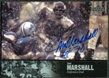 1997 Upper Deck Legends Autographs #AL134 Jim Marshall