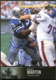 1997 Upper Deck Legends Autographs #AL135 Harvey Martin