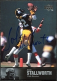 1997 Upper Deck Legends Autographs #AL168 John Stallworth