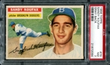 1956 Topps Baseball #79 Sandy Koufax PSA 7 (NM) *2094