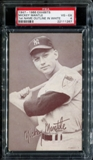 1947-1966 Exhibits Baseball Mickey Mantle (Outlined In White) PSA 4 (VG-EX) *1267