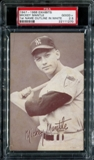 1947-1966 Exhibits Baseball Mickey Mantle (Outlined In White) PSA 2.5 (GOOD+) *1270