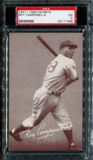 1947-1966 Exhibits Baseball Roy Campanella PSA 5 (EX) *1299