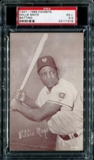 1947-1966 Exhibits Baseball Willie Mays (Batting) PSA 5.5 (EX+) *1316