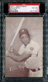 1947-1966 Exhibits Baseball Willie Mays (Batting) PSA 4 (VG-EX) *1318