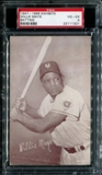 1947-1966 Exhibits Baseball Willie Mays (Batting) PSA 4 (VG-EX) *1321